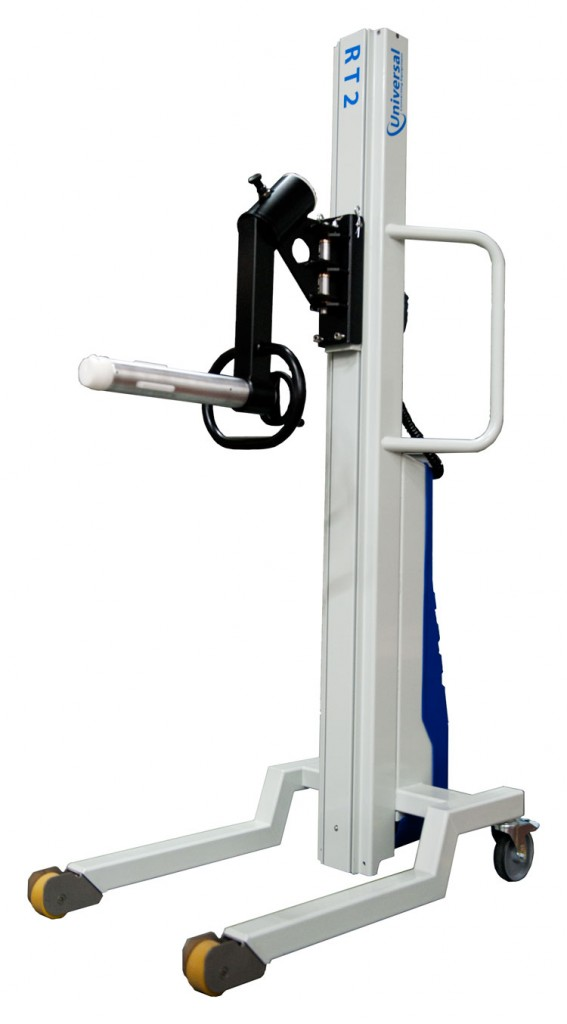 Roll handling trolley - Universal RT2