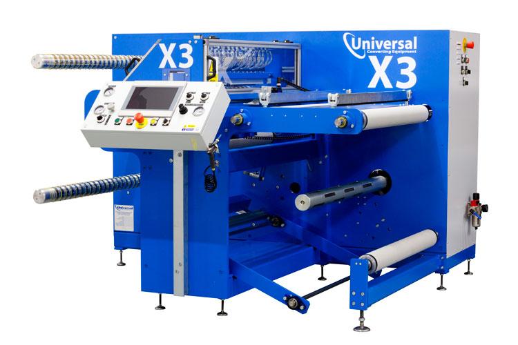 X3 Schmale Breite Compact Rollenschneider