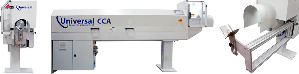 CCA Cortadora Automática de Tubos características
