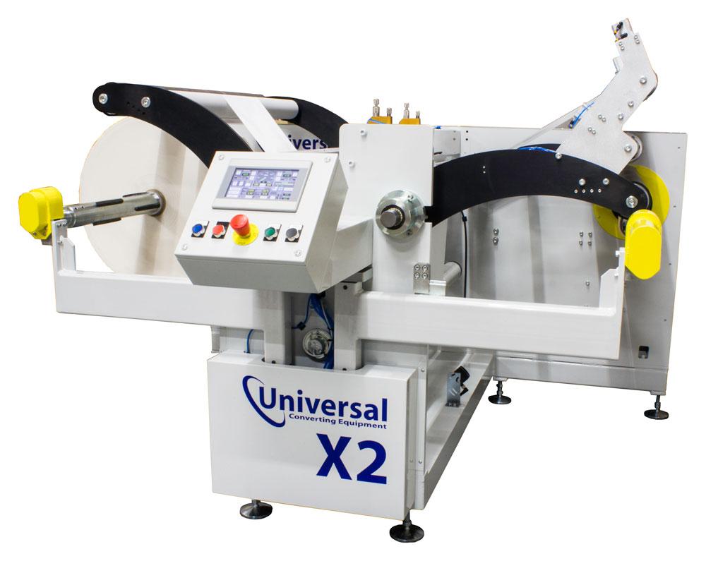 Bergung Aufwickler Universal X2