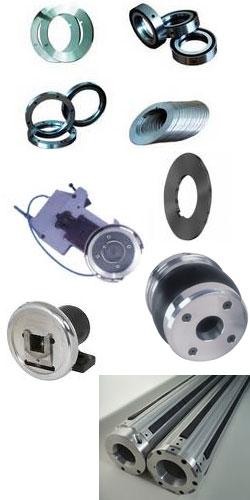 Converting industry ancillaries