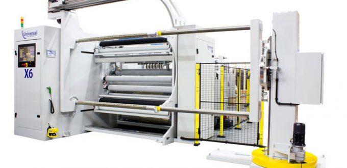 Slitter machine - X6
