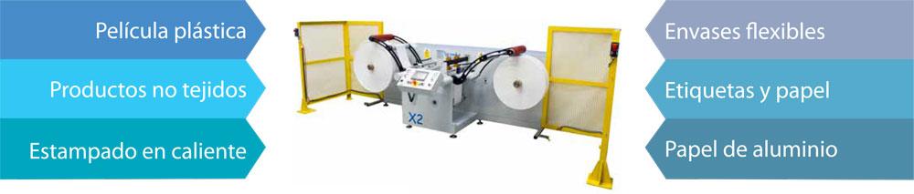 salvage winder materials Spanish